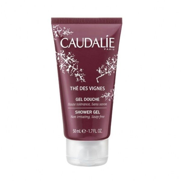 caudalie gel de ducha the des vignes 50 ml